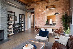 Industrialny salon – inspiracje i pomysły