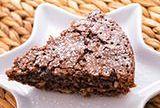 Ciasto czekoladowe na śniadanie – syci i odchudza