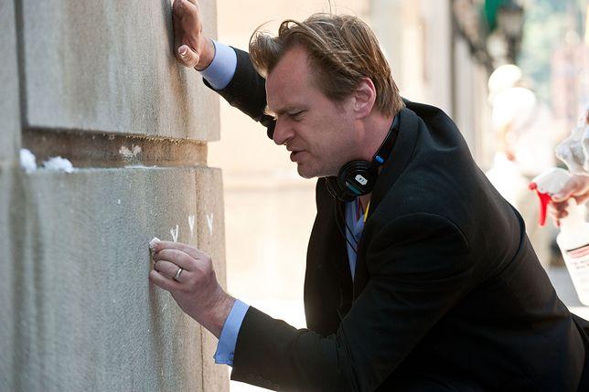 Christopher Nolan, reżyser Mrocznego Rycerza