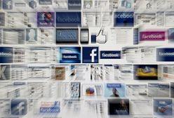 Polak chce odszkodowania za Facebooka