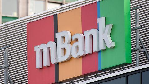 """Dziwne komunikaty od mBanku. """"Doszło do błędu"""""""