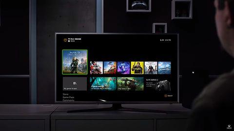 Microsoft przedstawia interfejs Xboksa Series X. Ten sam otrzyma też Xbox One