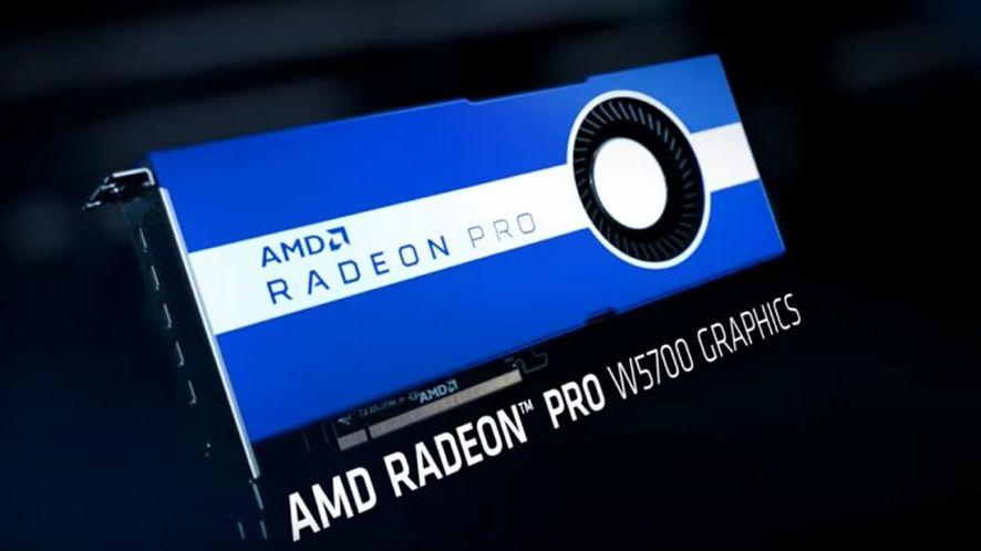 Jak Radeon RX 5700, tylko z drobnymi modyfikacjami I/O i wsparciem sterownika Enterprise, fot. Materiały prasowe