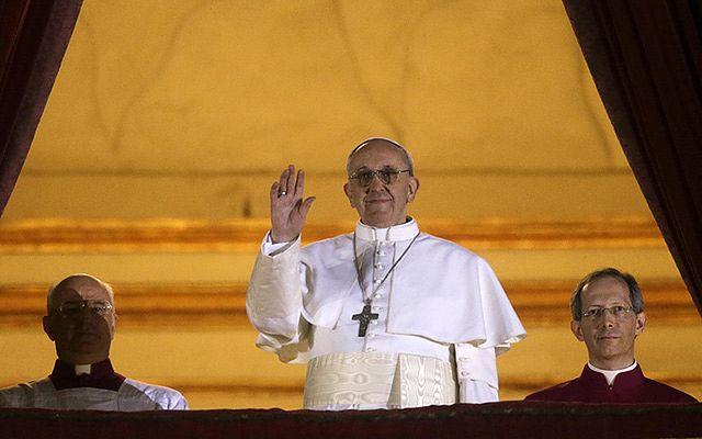 To dlatego Bergoglio został papieżem