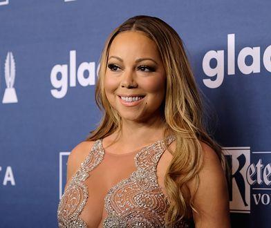 Mariah Carey i Common na Złotych Globach