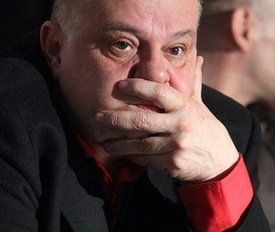 Krzysztof Globisz: Aktor nadal przebywa w szpitalu, ale odzyskuje mowę