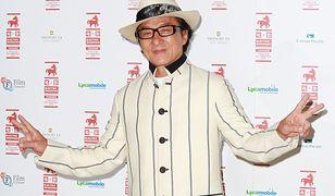 Mistrz komedii i sztuk walki. Jackie Chan skończył 64 lata
