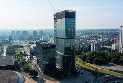 Katowice. Prace finiszują, najwyższy budynek w regionie prawie gotowy