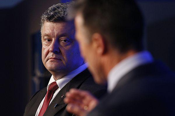 Petro Poroszenko: w przyszłym tygodniu przedstawimy program reform