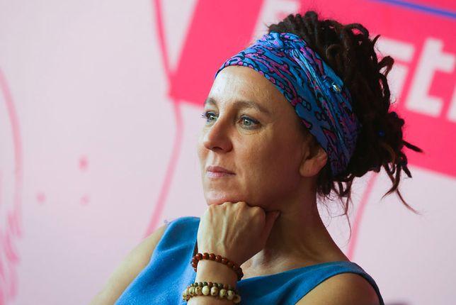 Olga Tokarczuk jest jedną z faworytek do Literackiej Nagrody Nobla