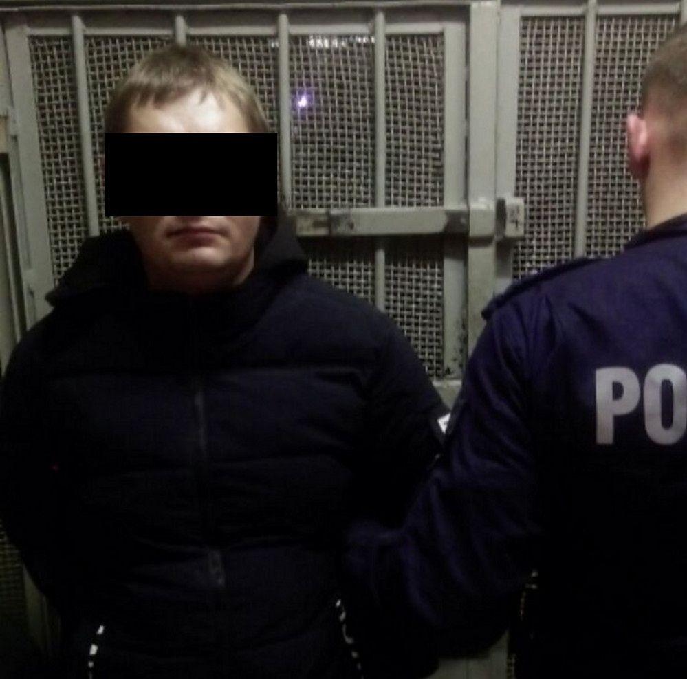 Warszawa. Groźny atak z nożem w hostelu. Zatrzymany Ukrainiec