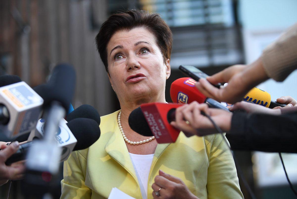 Andruszkiewicz nie pozwoli Gronkiewicz-Waltz wyjechać z kraju