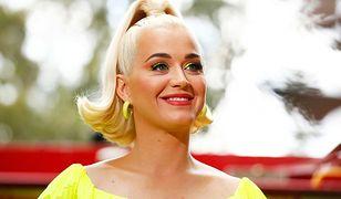 Katy Perry przebrała się za krowę. Zachwyca figurą po ciąży