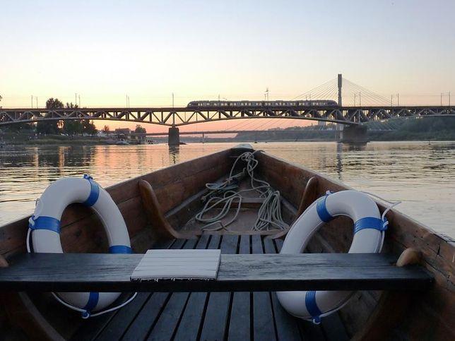 Statkiem do Młocin popłyniemy już w przyszłym roku