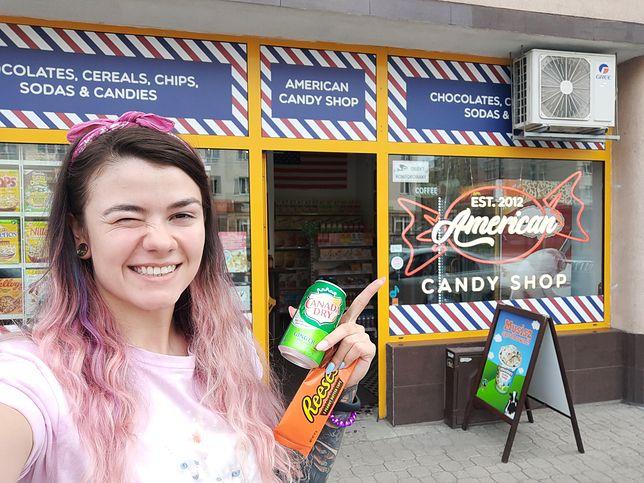 American Candy Shop to raj dla łasuchów.