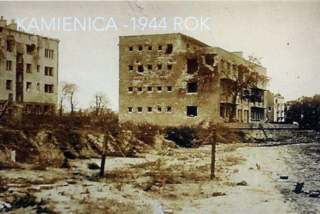 Chcą przywrócić słynną kamienicę do stanu z 1938 roku!