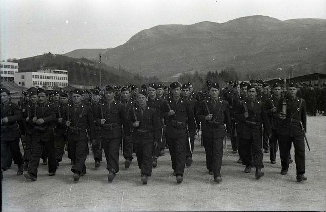 Czarny Legion, czyli 1 Pułk Ustaszy w Sarajewie