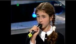 """Georgina Tarasiuk z """"Szansy na sukces"""" wyrosła na piękną kobietę"""