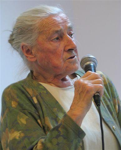 Wanda Półtawska fot. Mariusz Kubik