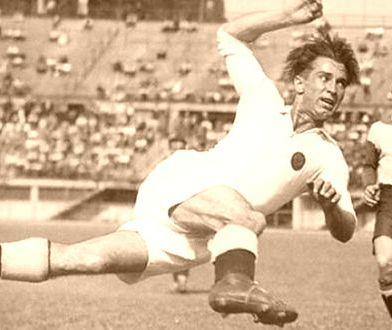 Matthias Sindelar - piłkarz, który upokorzył Hitlera