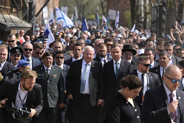 Rocznica wyzwolenia Auschwitz w Jerozolimie. Prywatna inicjatywa rosyjskiego oligarchy?