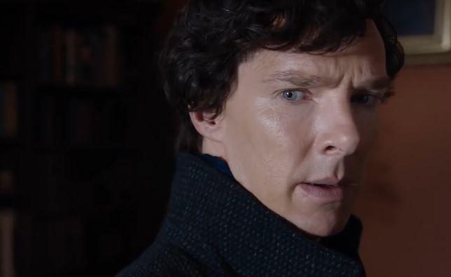 """""""Sherlock"""": Rosjanie celowo wypuścili odcinek serialu do sieci?"""