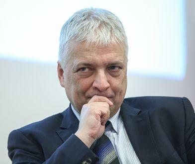 Robert Gwiazdowski marzy o karierze polityka.