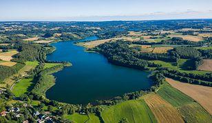 Wdzydze słyną z pięknych jezior