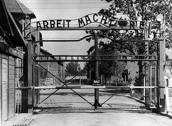 Pierwszy dzień w Auschwitz