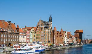 Stare Miasto inne niż wszystkie w Polsce. Poznaj uroki Gdańska