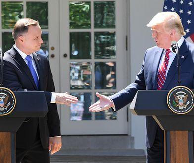"""Makowski: """"'All in'. Podróż do Waszyngtonu, która zaważy o przyszłości prezydentury"""" [OPINIA]"""