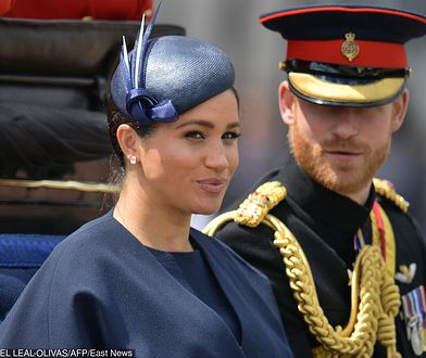 Księżna Meghan i książę Harry znów podpadli poddanym