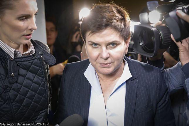 Beata Szydło osiągnęła sukces w wyborach do Europarlamentu