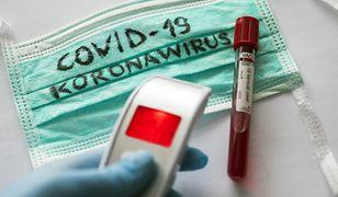 Koronawirus w Polsce. Do szpitala w Radomiu trafił pacjent z objawami zarażenia