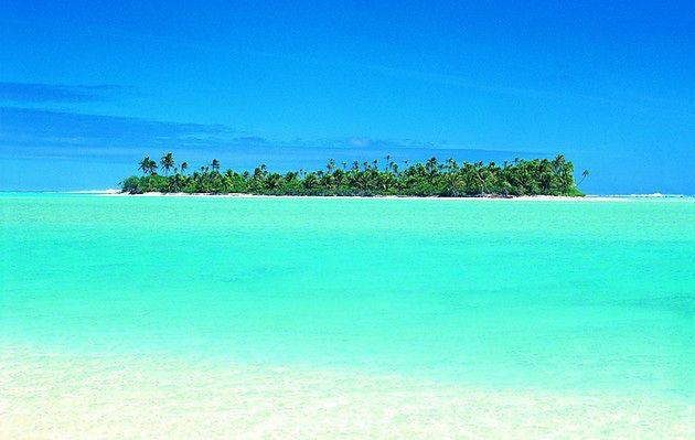 Miejsce 6. Wyspy Cooka
