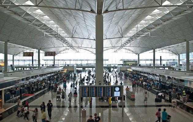 Port lotniczy Hongkong