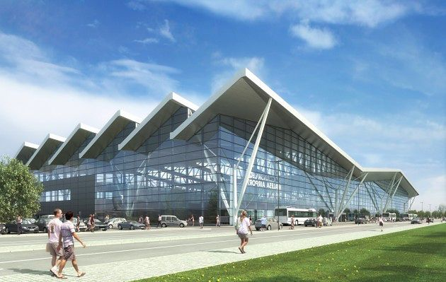 Jak będą wyglądały polskie lotniska?