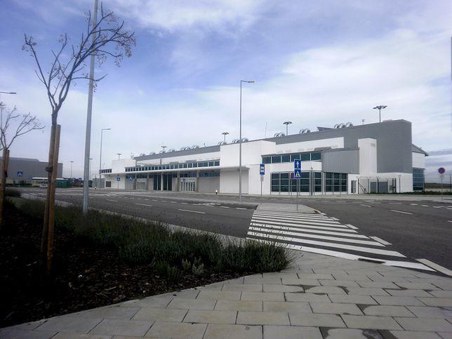 Port lotniczy Beja, Portugalia