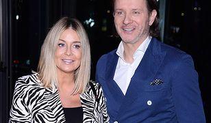 Małgorzata Rozenek i Radosław Majdan zostaną wkrótce rodzicami