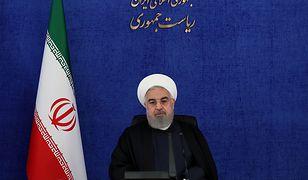 Iran. Prezydent Hassan Rowhani oskarża Izrael o zabicie esksperta ds. jądrowych