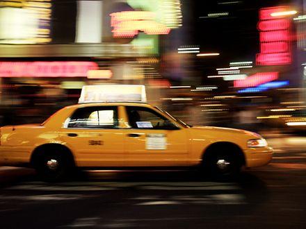 Oraia Reid i jej bezpieczna taksówka do domu