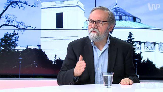 Prof. Ryszard Bugaj: PiS i Kaczyński w defensywie