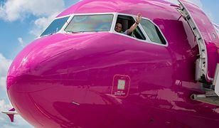 Bukareszt: awaryjne lądowanie samolotu Wizz Air lecącego do Warszawy