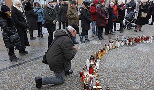Gdańszczanie borykają się z traumą po śmierci prezydenta miasta
