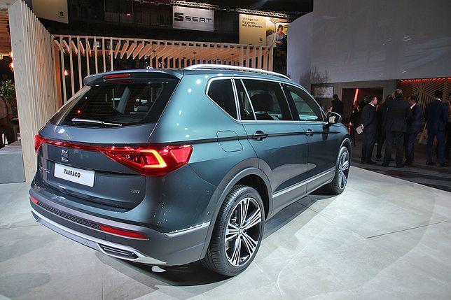 Premiera największego SUV-a hiszpańskiej marki