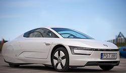 VW XL1: 100 km na mniej niż litrze paliwa