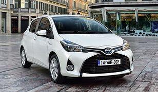 Polacy kupili w tym roku prawie 18 tys. nowych Toyot