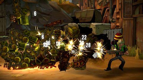 Shoot Many Robots na PC z nutką Portala i promocją dla znajomych
