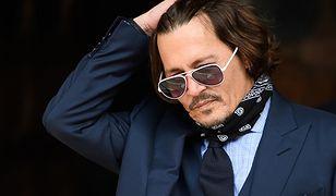 Johnny Depp został wykluczony z Hollywood. Nie rozumie tej sytuacji