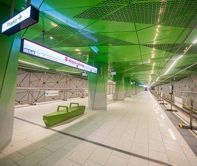 Metro. Wola. Otwarcie trzech stacji metra.